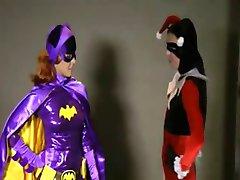 Batgirl Catfight Humiliation