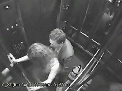 Fuck in Elevator.F70