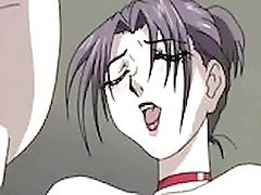 Shy Anime Girlfriend Swallows Cum Cartoon