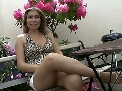 Lady Milf fucked by two Construction Workers