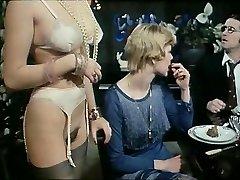 PartiesFines (1978) के साथ ब्रिजित Lahaie और मॉड Carole