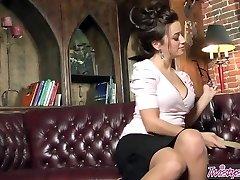 Twistys - My Kind Of Secretary - Taylor Vixen