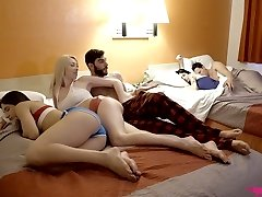 Provocative Gia Love and lecherous Abella Danger are fucked by one mischievous fellow