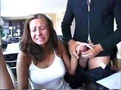 Compilation Molten chicks reacting to big dicks