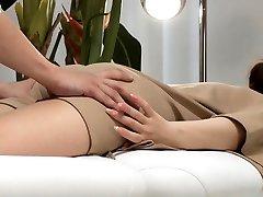 Asian Hardcore Buttfuck massage and penetration