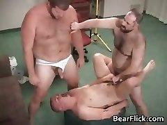 Homo hairy bear jizz and fucking hardcore part5