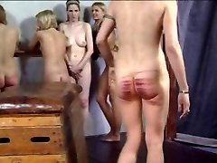 Cranks of Nature 146 Heavy Caning for Ballet Damsels