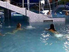 Russian Nude Waterpark