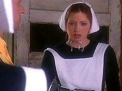 Hot sex vignette found on videotape