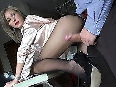 Steaming pornstar fetish and creampie