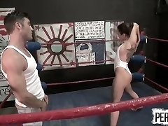 NO RULES Grappling with Roxanne Rae + Lance Hart (STRAPON, SWITCH)