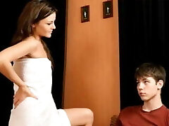 First steps in turning boyfriend bisex hotwife