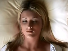 facial target practice 35 blonde beauty