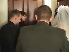 Teen Russian Gets Married Fucked