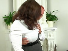 Awesome Mature MILF Mother With Great Facial 138.SMYT