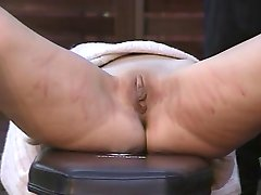 pussy flogging