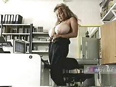 Ultra Rare Topsy Curvey Secretary Stripping