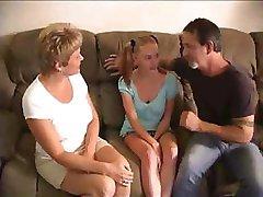 Hot Mature Swingers Bang Young Babysitter