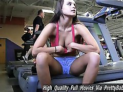 Teal babe teen sexy former sports model