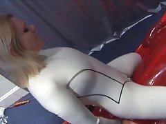 nice hot rubber sex!