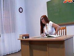 Hot teacher