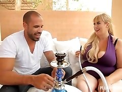 Fabulous Smoking MILF Lila Lovely