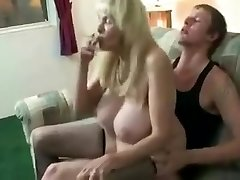 Epic Amateur movie with Pantyhose, Smoking scenes
