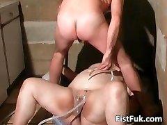 Crazy doctor screws her tiny messy part5