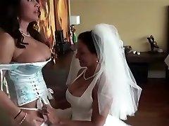 Girl-girl Act #1 (The Cougar Brides)