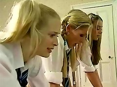 Schoolgirls Smacked And Fucked