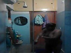 Crazy Amateur clip with Shower, Indian vignettes