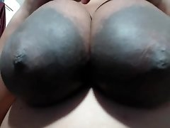 HUGE AREOLAS Idian Lady loves MY N-gg-r Nads