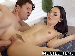 Sitter Marley Brinx Hot Fuck After Wifey Leaves