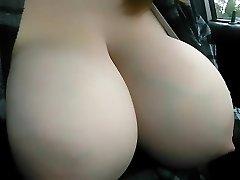 zeppelins swollen with milk splashing
