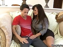 Lisa Ann & Alan Stafford in My First Hook-up Schoolteacher