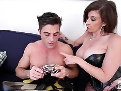 Future NOT sonny in Law Test with Sara Jay + Lance Hart