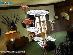 3D Comic: Vox Populi. Episode 32