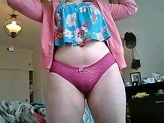 Five:50 Orgasm Chubby platinum-blonde teen big boobs culona pendeja