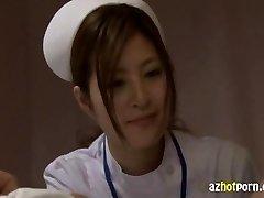 Wondrous  Nurses Made Me Jizz Every Night