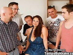 Big Bazonga Inhale Plumb Brunette MILF