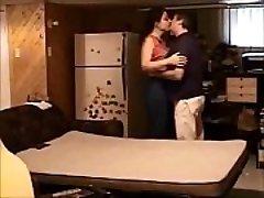 Cheating wife plowed on voyeur