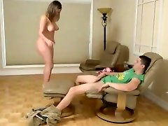 one other friend and nubile blonde