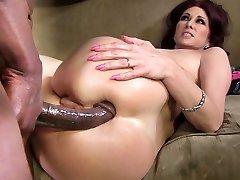 Tiffany Mynx Buttfuck With BIG BLACK COCK