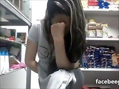 Teen faps front the webcam Part 1