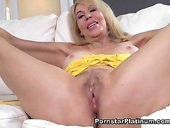 Erica Lauren in Colorful Solo - PornstarPlatinum
