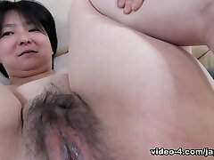Skinny Japanese Cougar Submits To Man Rod - JapanLust