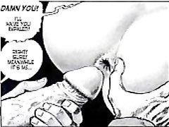 Erotic Raunchy Fetish Fantasy Comics
