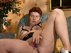 German Pierced Mature Getting Screwed