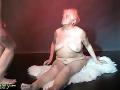 Oldnanny - Enormous granny, big mature and her bf