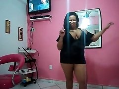 Milf BBW Brazilian Dancing - Highly Hot